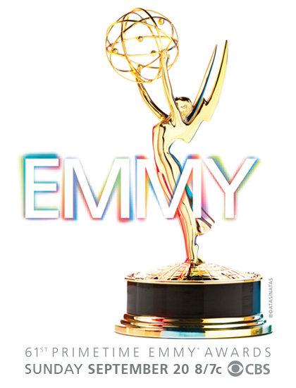 Afiche de los Emmy Awards 2009
